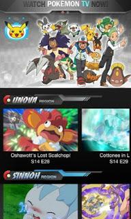 Pokemon para android