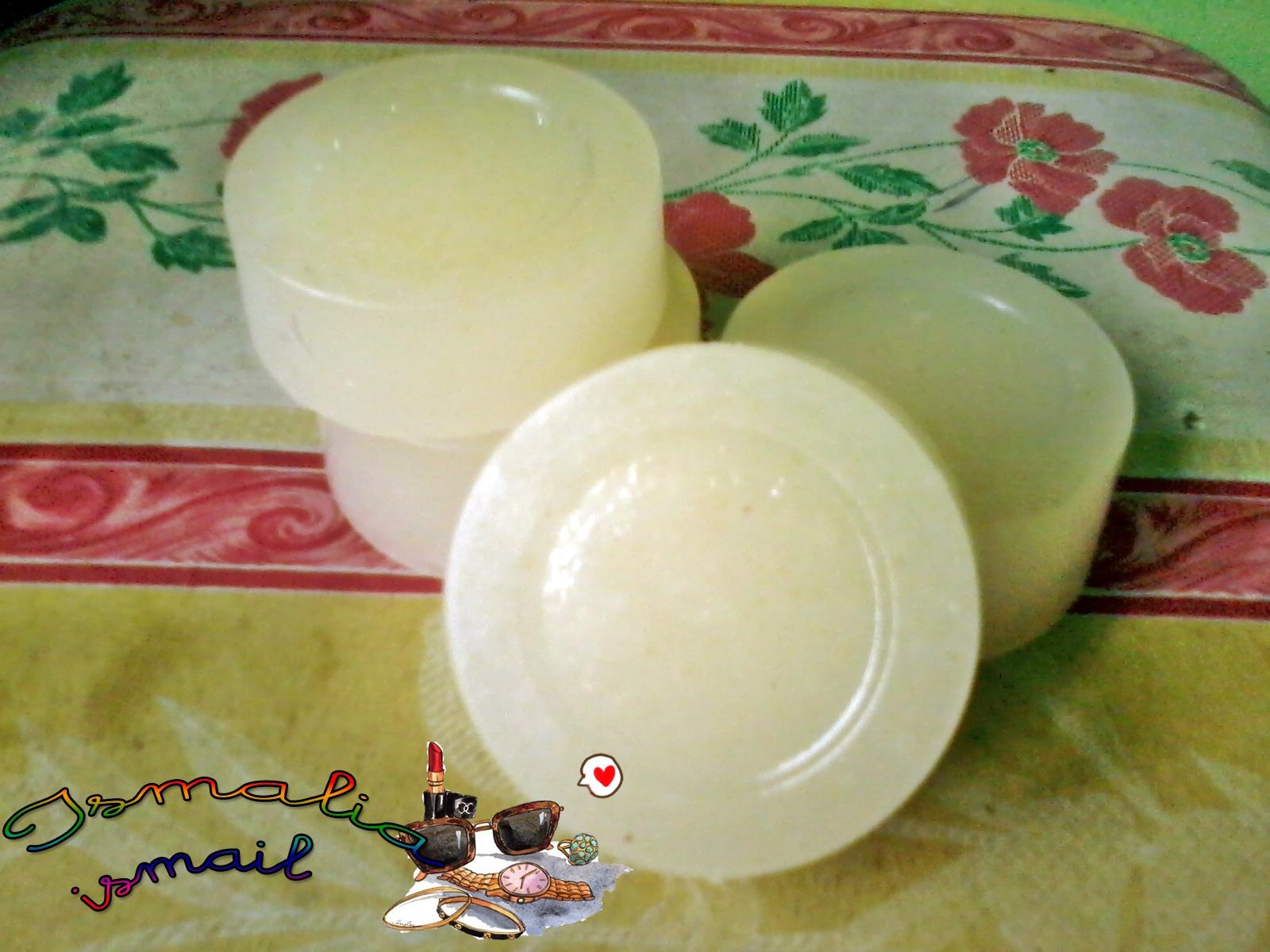 Jom belajar buat sabun minyak kelapa dara + pmc !!!