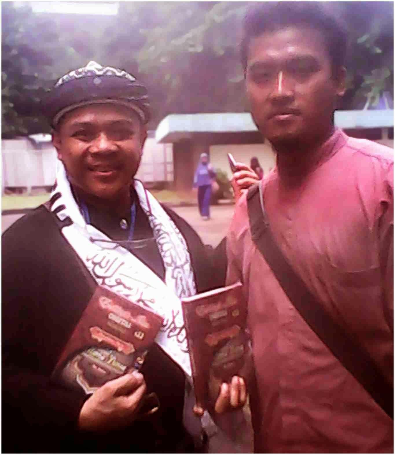 Aktifis / Dai Hizbuttahrir Indonesia