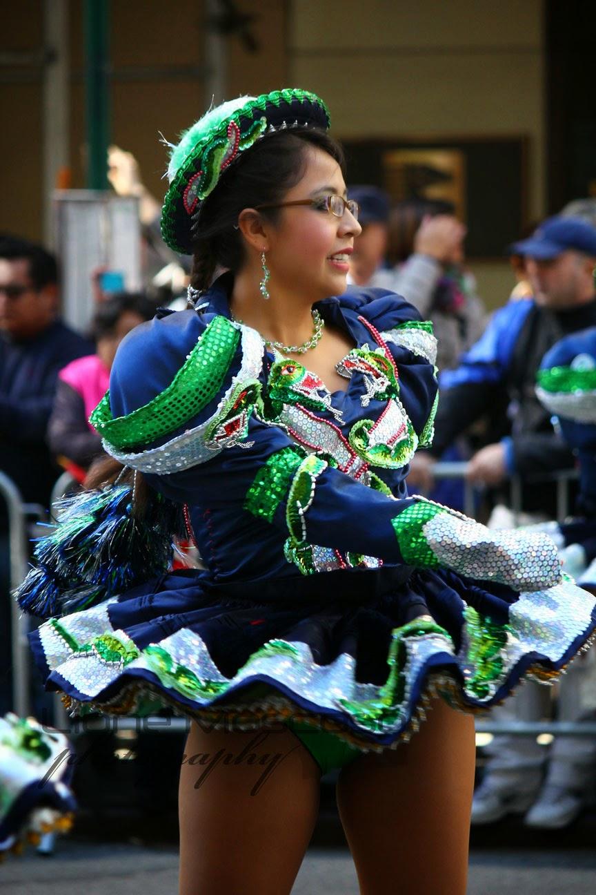 cultura folklorica boliviana - Caporales