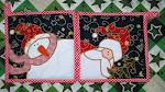 Karácsonyi edényfogók