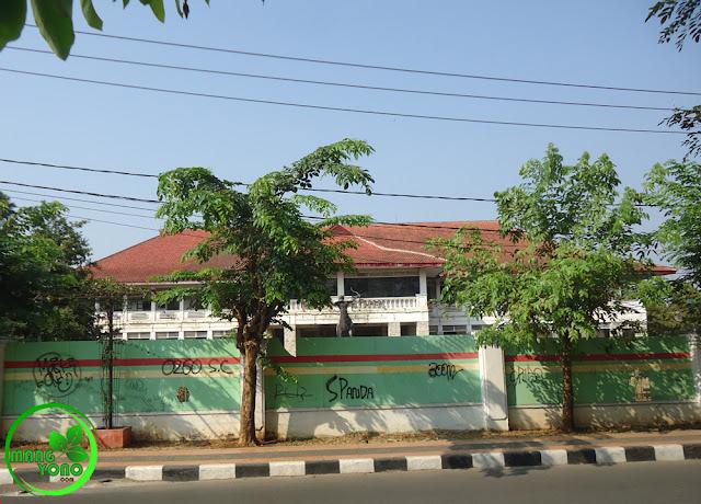 Bangunan Hotel Subang Plaza peninggalan Belanda