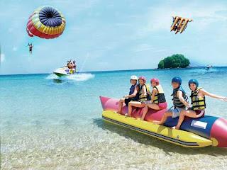 Tempat Lokasi Wisata Menarik Tanjung Benoa Di Bali
