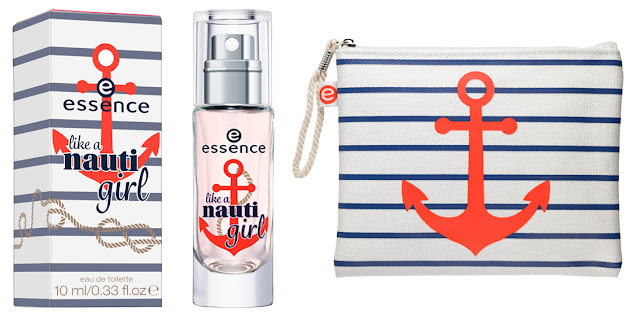 """Review of the essence cosmetics trend edition """"Nauti Girl"""""""
