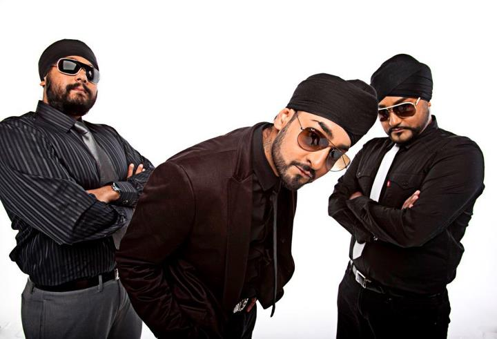 Punjabi rap group RDB performed for a 3000 strong crowd last year