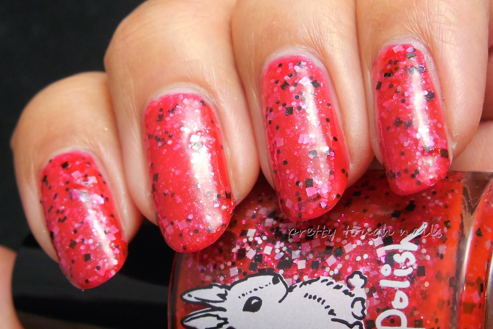 Hare Polish The Red Room