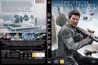 Capa DVD Oblivion