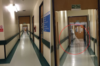 ghost children hospital leeds uk