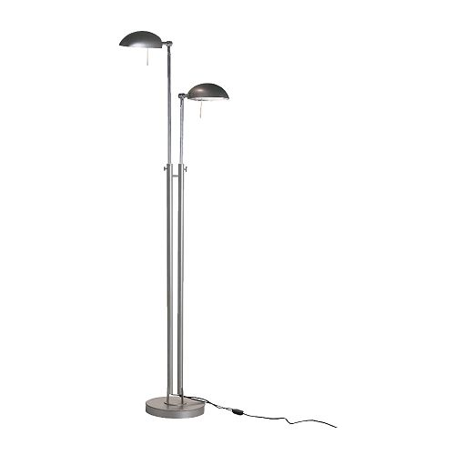 Mina marketplace ikea jelken floor lamp 60 for Ikea floor lamp halogen