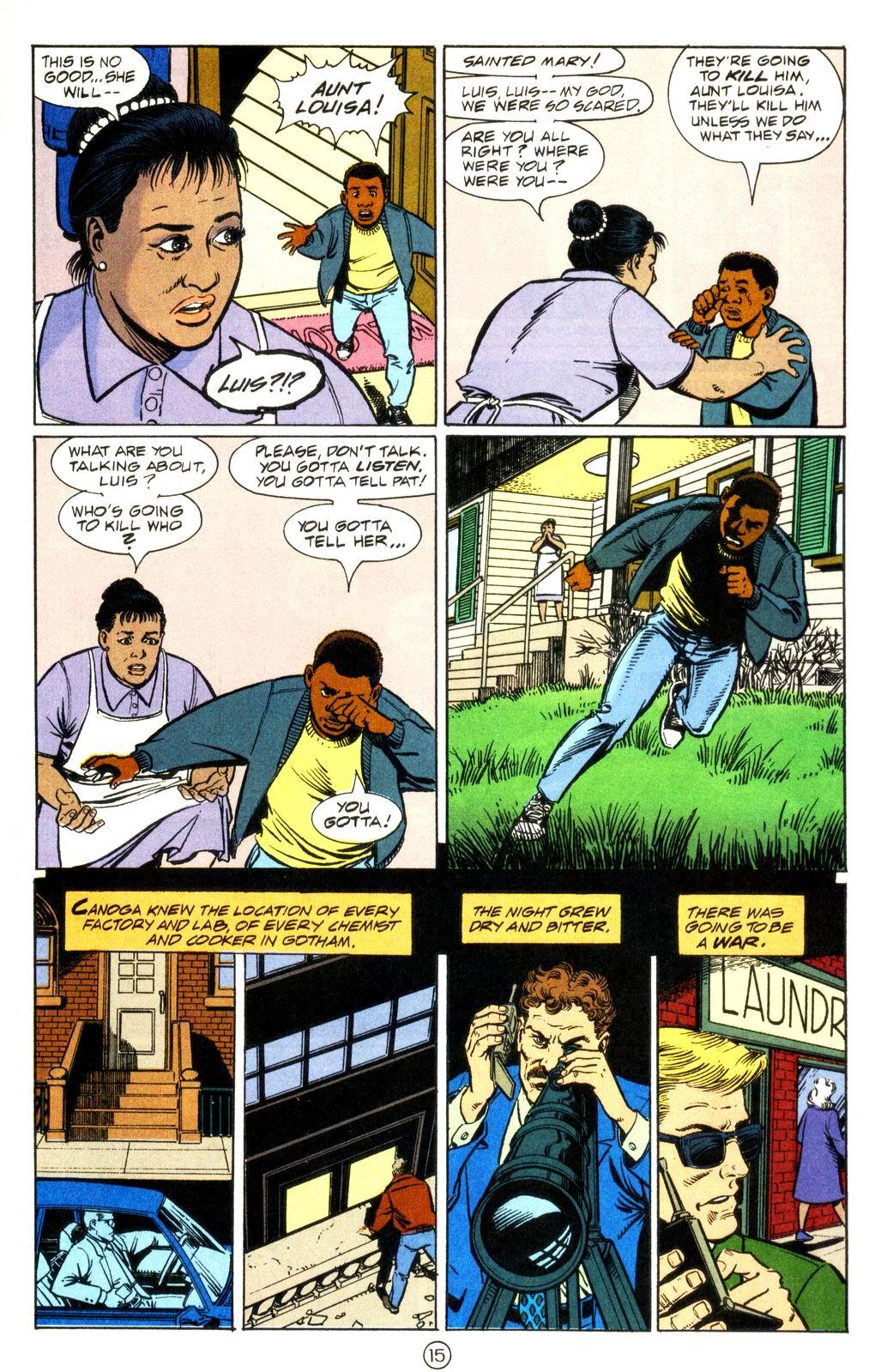 Deathstroke (1991) Issue #11 #16 - English 16