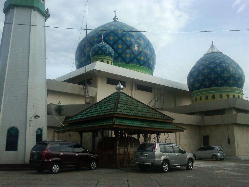 Bumi Nusantara Masjid Raya Palangkaraya
