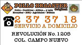 LAS CHOAPAS POLLO BROASTER