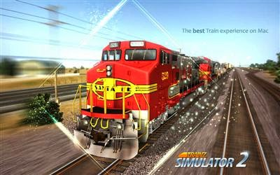 Trainz Simulator 2 MACOSX-MONEY Free Download