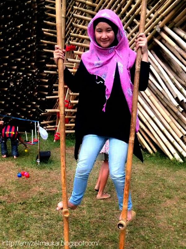 Pasar Khatulistiwa Dusun Bambu, Family Leisure Park. Wisata Bandung Jawa Barat