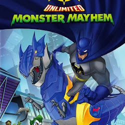 Poster Batman Unlimited: Monster Mayhem 2015