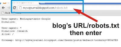 how to get sitemap robots.txt