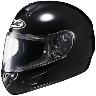 HJC CL-16 Black Full Face Helmet