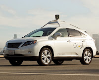 Google Robocar Review Photo