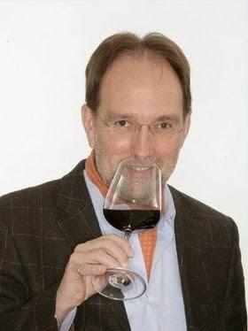 Helga König im Gespräch mit Joel B. Payne; Gault& Millau WeinGuide Deutschland 2014