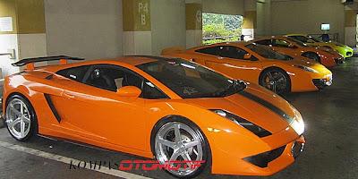 Benarkah? Polisi Dubai Berpatroli dengan Mobil sport - MizTia Respect