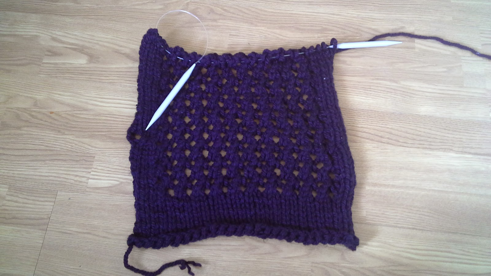 Pocket Poncho progress