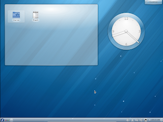 fedora 18 KDE 4.9.2