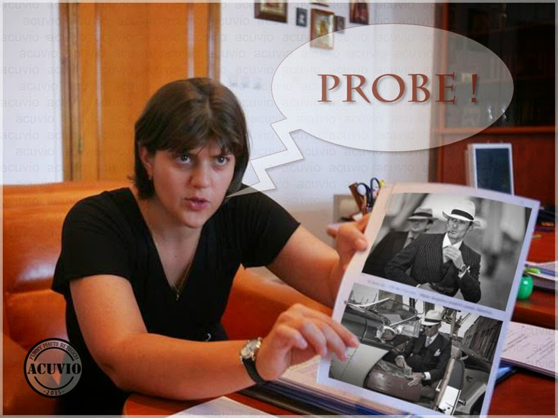 Laura Codruţa Kovesi Probe Radu Mazăre funny photo