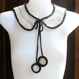 Georgette Collar