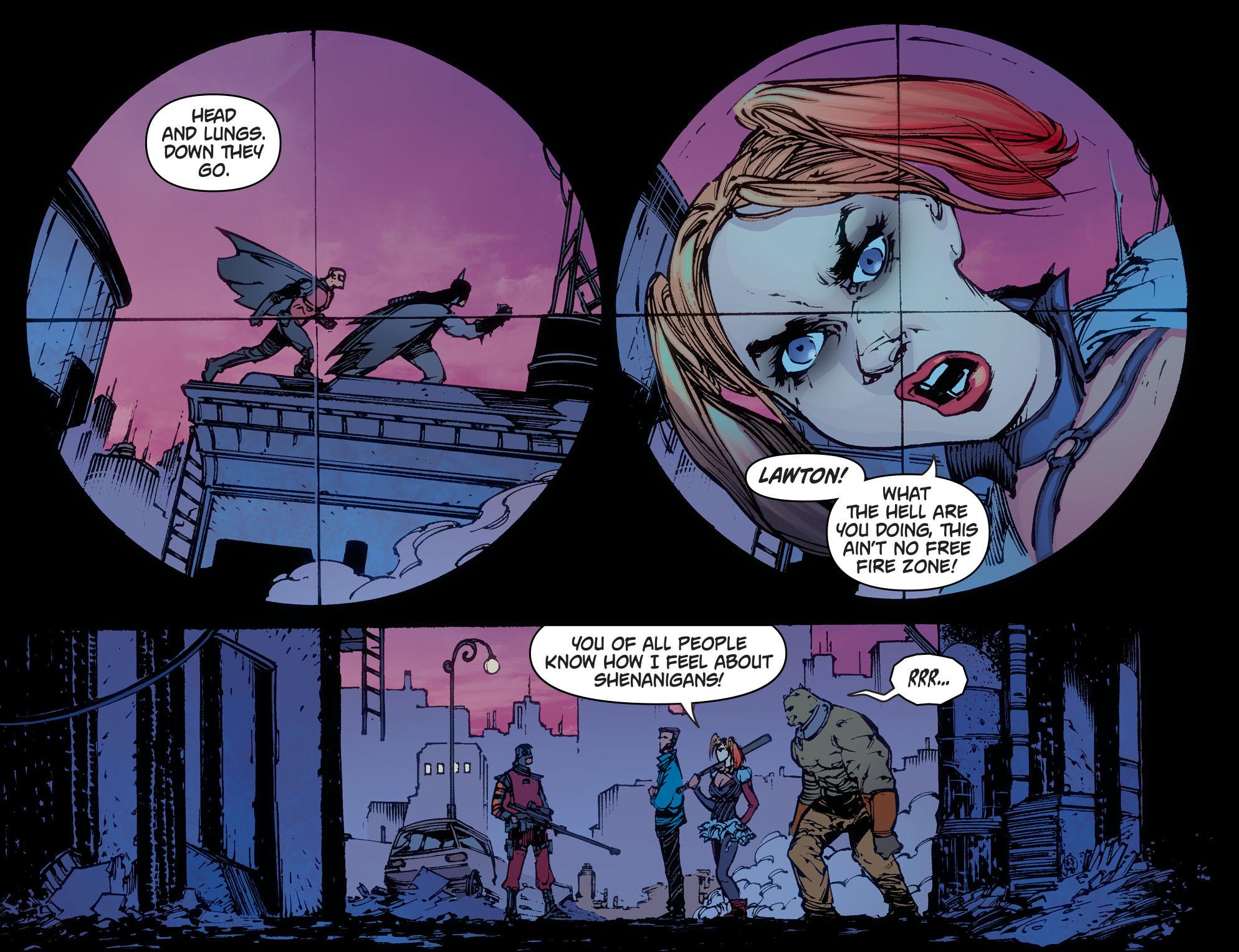 Batman: Arkham Knight [I] Issue #20 #22 - English 19