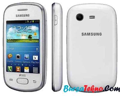 Harga Samsung Galaxy Star Dual SIM S5282