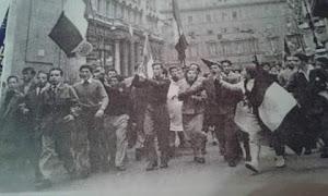 1953 ROMA - MANIFESTAZIONE PER TRIESTE