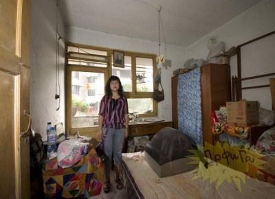 flat atau apartment di hong kong dari luar nampak sama je macam kat ...
