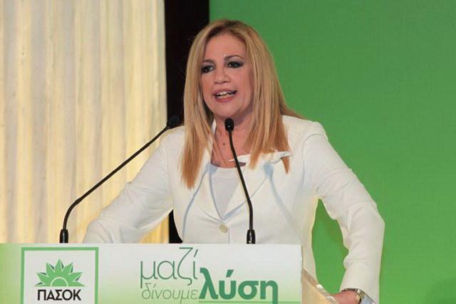 Προεκλογική ομιλία Φώφης Γεννηματά στην Αλεξανδρούπολη