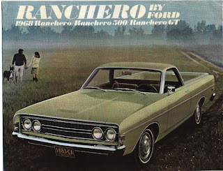 Muscle Car of the Week: 1969 Ford Ranchero