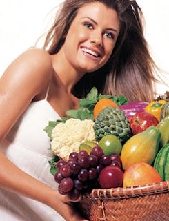 Alimentos que fazem o cabelo crescer rápido!