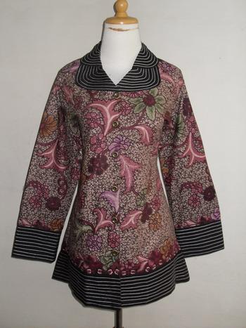 Model Baju Batik | Baju Batik 2015 | Model Batik 2015