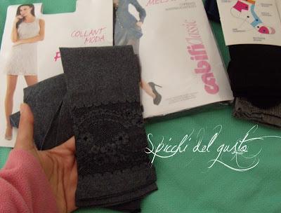 calze e collant