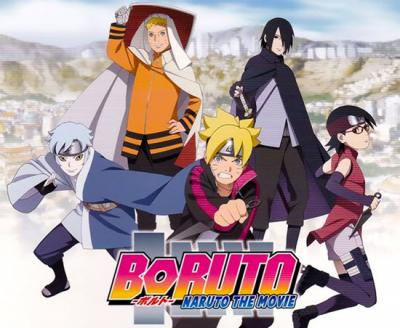 Download Boruto : Naruto the movie sub indonesia 3gp mp4 mkv dubber jepang versi bluray