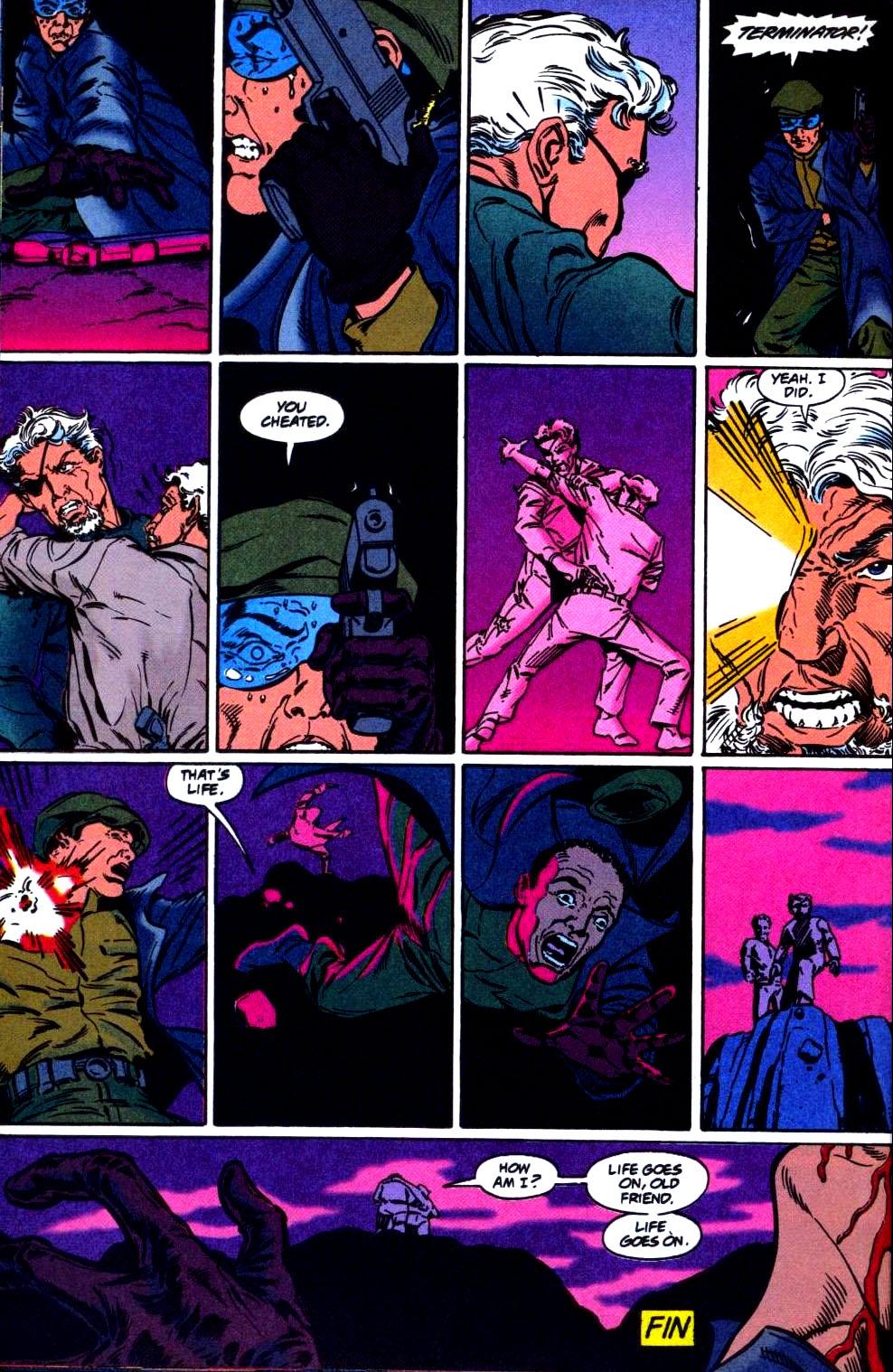Deathstroke (1991) Issue #35 #40 - English 25