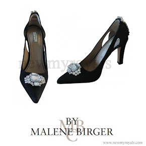 Princess Mary Style By Malene Birger pumps