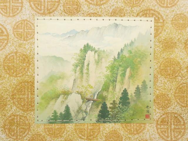 картина японского художника
