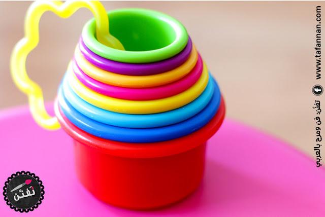 مجموعات الاكواب stacking or nesting cups
