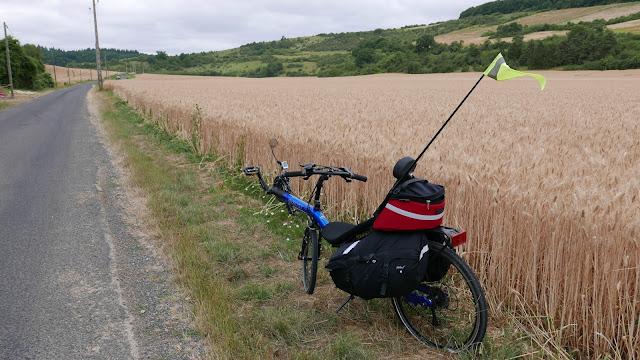 Randonnée à vélo : petites routes de l'Eure