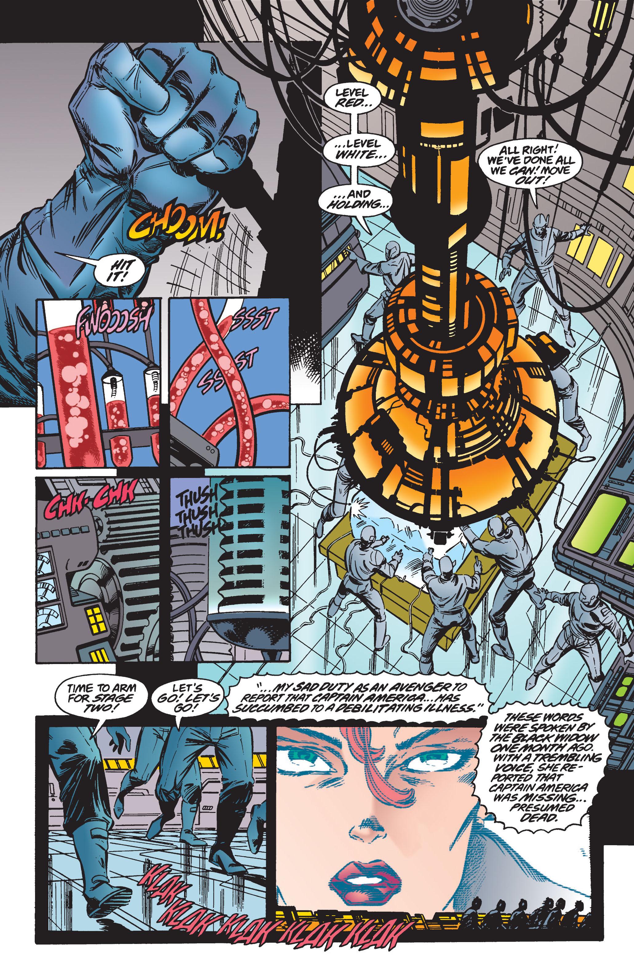 Captain America (1968) Issue #445 #399 - English 2