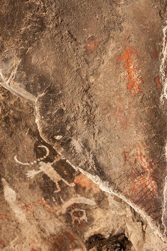 Indian Head Canyon Prehistoric Art