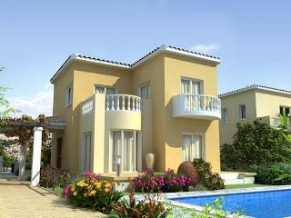 home design latest: Modern dream homes exterior designs.