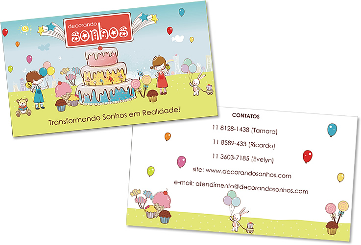 Suficiente Blog DECORANDO SONHOS - Emporium Digital - Blogs Exclusivos  IS73