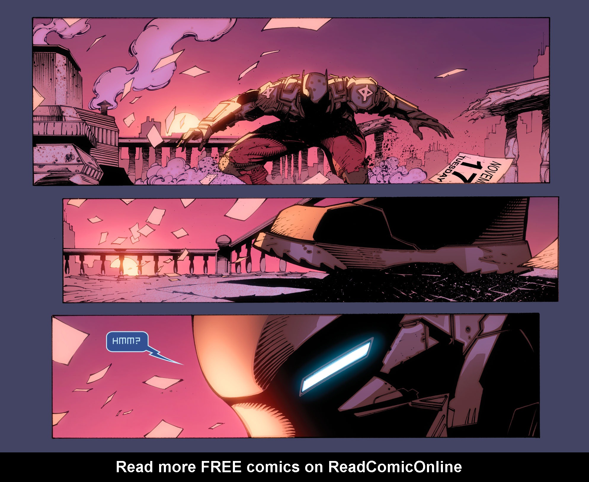 Batman: Arkham Knight [I] Issue #33 #35 - English 17