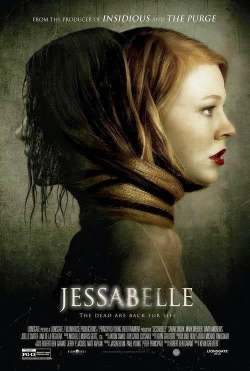 Jessabelle DVDRip Latino