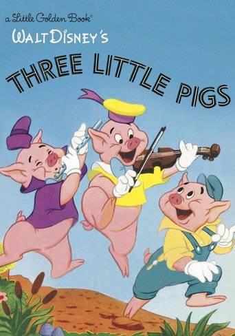 The Three Little Pigs (1998) ΜΕΤΑΓΛΩΤΙΣΜΕΝΟ tainies online oipeirates
